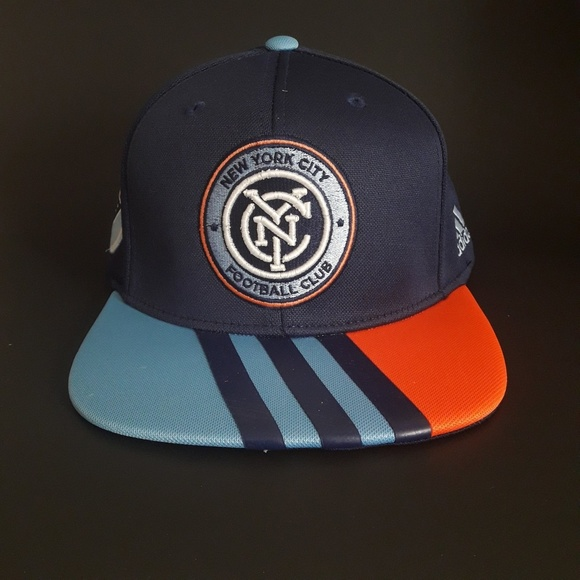brand new a5961 4e723 NWT MLS Adidas Authentic Team Snap Back Hat